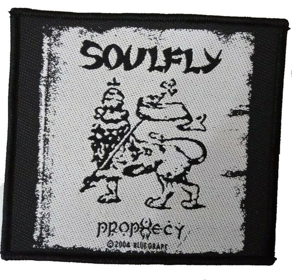 Soulfly Prophecy Aufnäher Patch