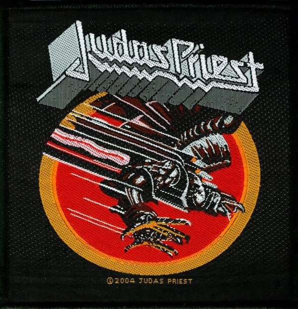 Judas Priest Screaming For Vengeance Aufnäher Patch