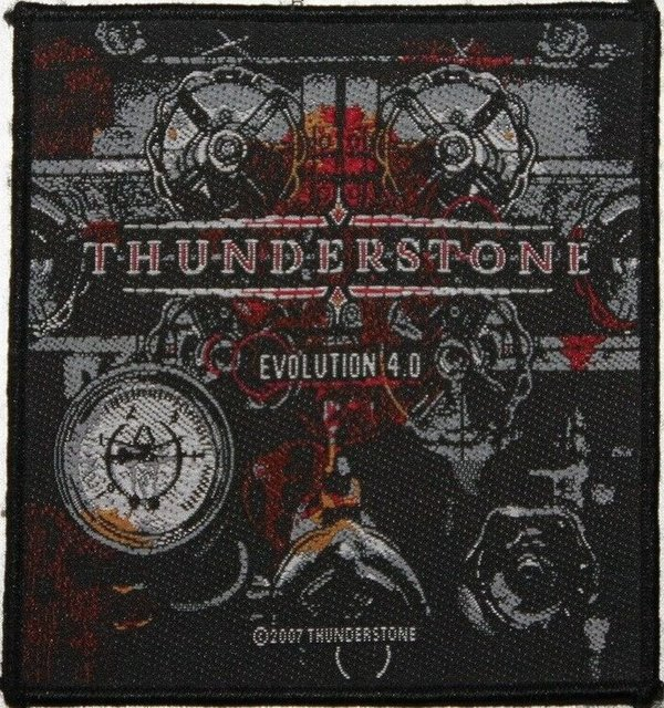 Thunderstone Evolution 4.0 Aufnäher Patch