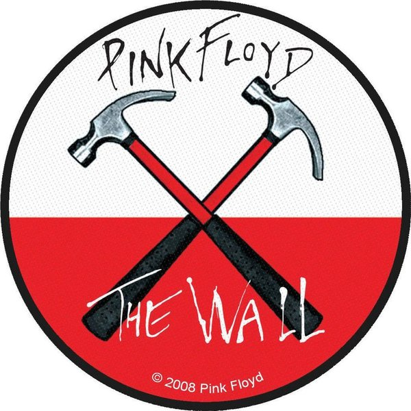 PINK FLOYD The Wall Hammers Aufnäher / Patch