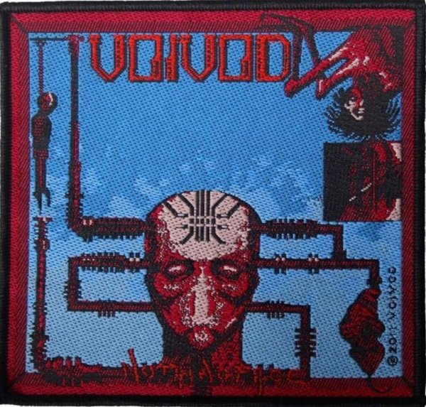 Voivod Nothing Face Aufnäher Patch