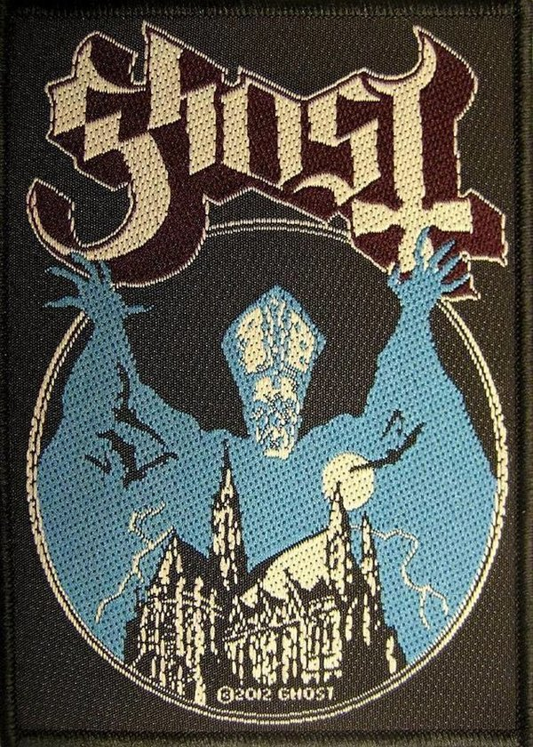 Ghost Opus Eponymous Aufnäher Patch