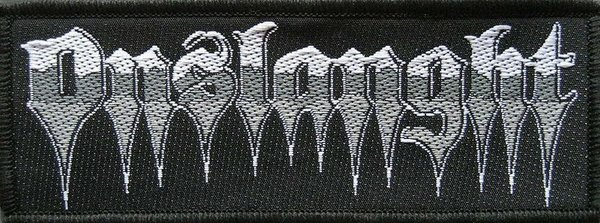 Onslaught Logo Aufnäher Patch