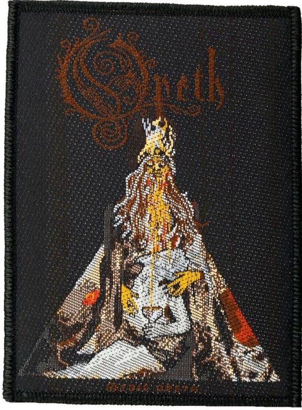 Opeth Sorceress Persephone Aufnäher  Patch