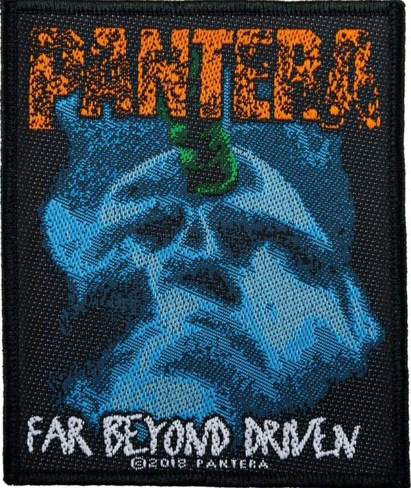Pantera Far beyond driven Aufnäher