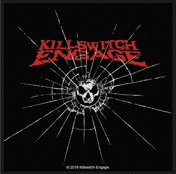Killswitch Engage Shatter Aufnäher