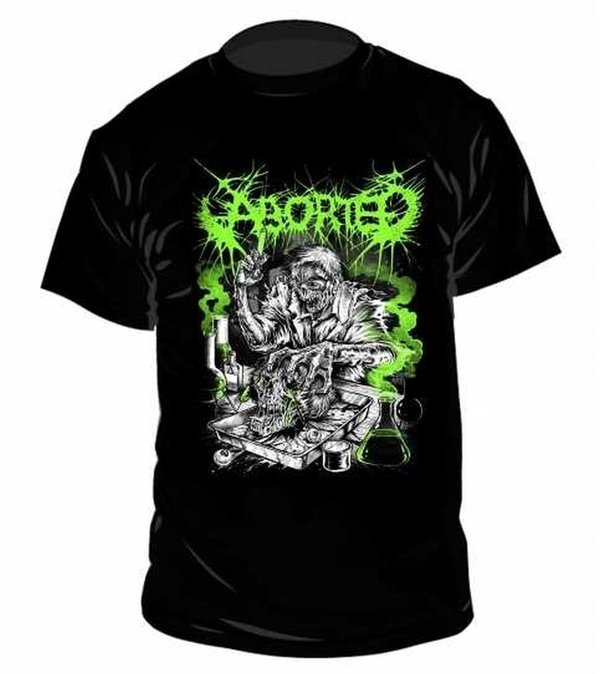 Aborted Reanimator T-Shirt NEU & OFFICIAL!