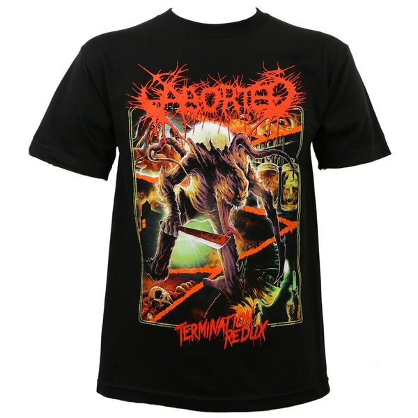 Aborted-Termination Redux T-Shirt NEU & OFFICIAL!