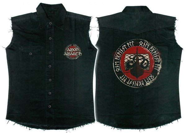 Amon Amarth One Against All Workershirt