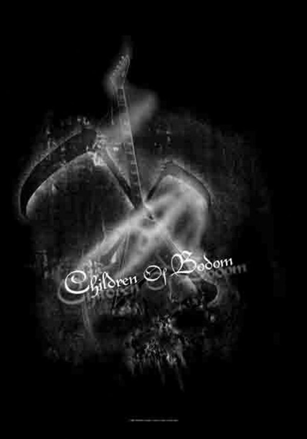 Children of Bodom Posterfahne