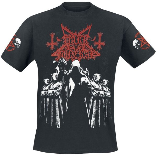 Dark Funeral-Shadow Monks T-Shirt