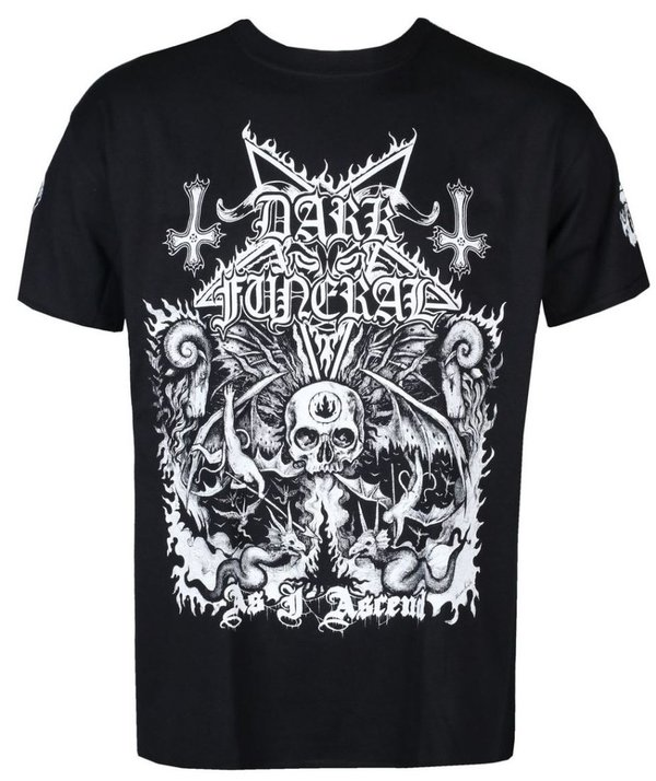 Dark Funeral As I Ascend T-Shirt
