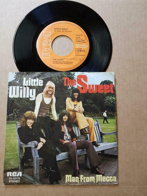 The Sweet Little Willy Vinyl