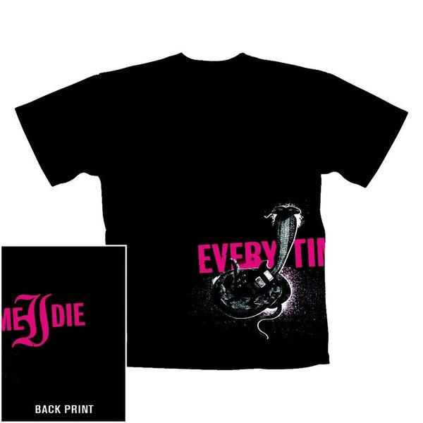 Every Time I Die Cobra T-Shirt