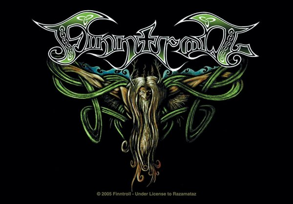 Finntroll Ice Cold Posterfahne