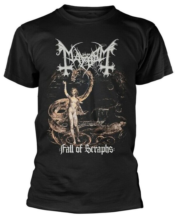 Mayhem Fall of Seraphs T Shirt