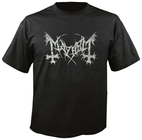 Mayhem No Love No Hate T Shirt