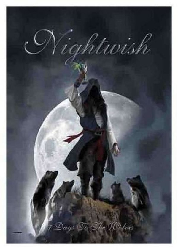 Nightwish 7 Days to the Wolves Posterfahne