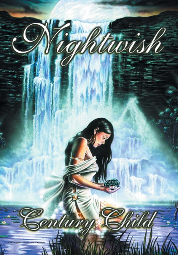 Nightwish Century Child Posterfahne