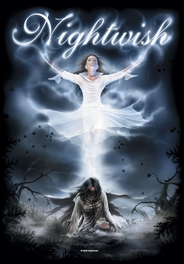 Nightwish Resurrection Posterfahne