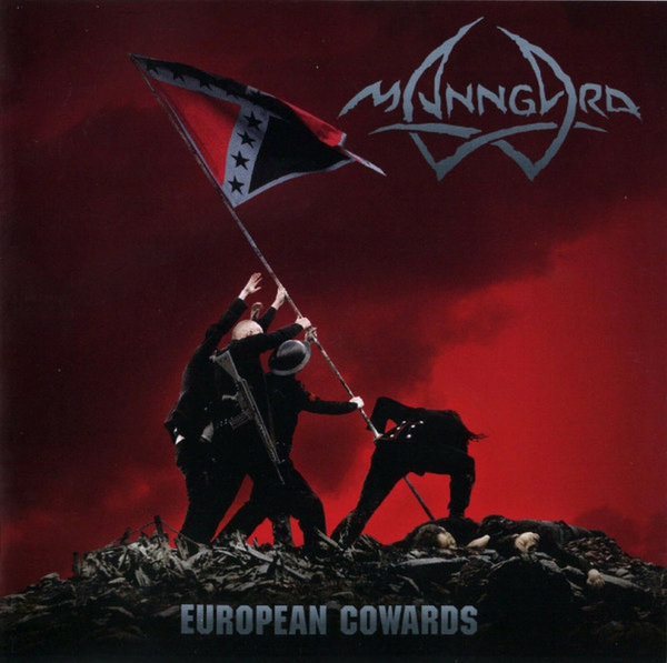Manngard-European Cowards CD-Candlelight Records-Thrash Metal UK.2005 gebraucht