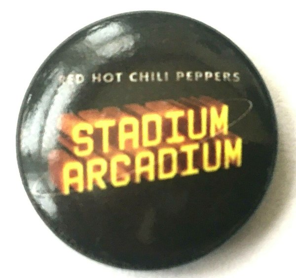 Red Hot Chili Peppers - Stadium Button Anstecker