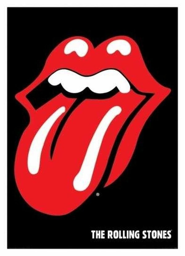 The Rolling Stones-Lips Maxi Poster