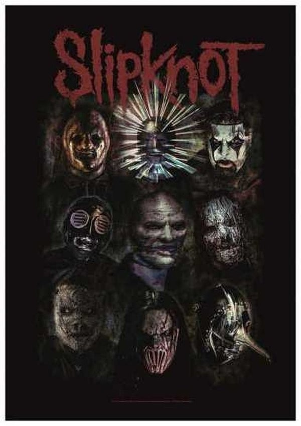 Slipknot - Oxidized Posterfahne