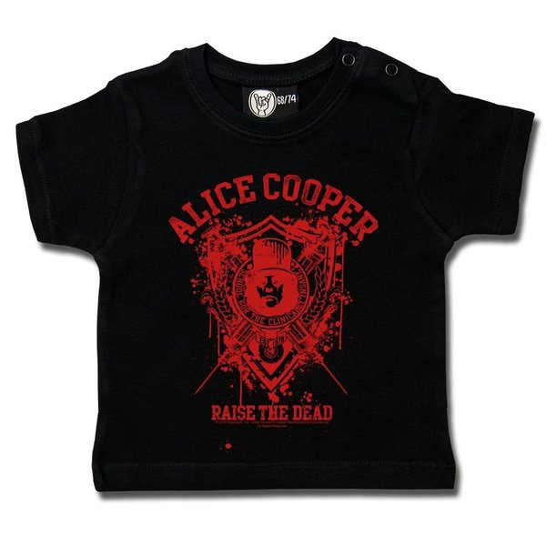 Alice Cooper (Raise the Dead) - Baby T-Shirt