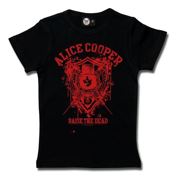 Alice Cooper (Raise the Dead) - Girly Shirt