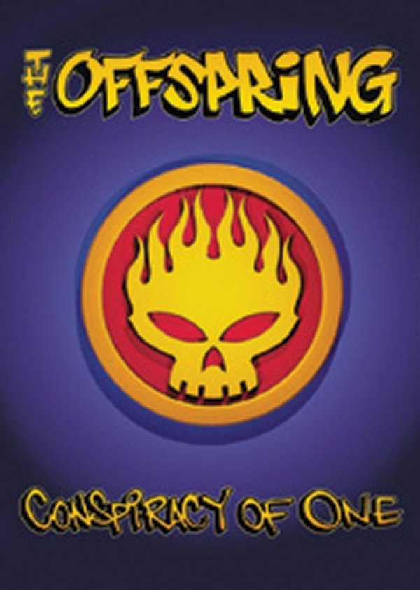 The Offspring Postkarte