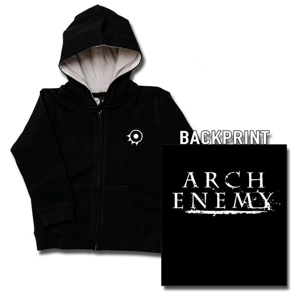 Arch Enemy (Logo) - Kinder Kapuzenjacke