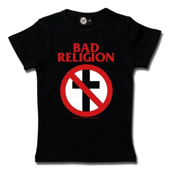 Bad Religion (Cross Buster) - Girly Shirt