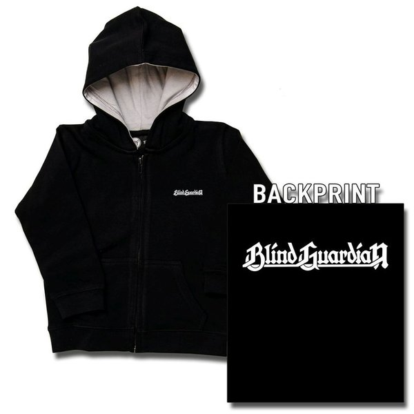 Blind Guardian (Logo) - Kinder Kapuzenjacke