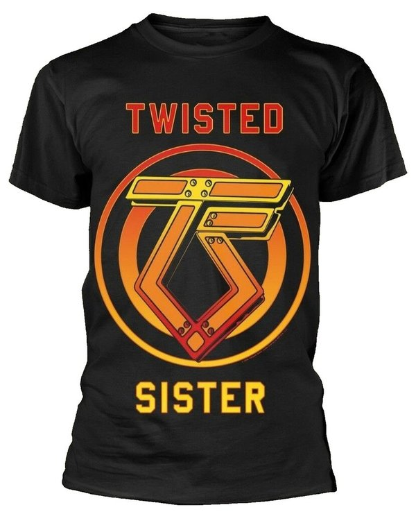 Twisted Sisters - You Can't Stop Rock N' Roll T-Shirt
