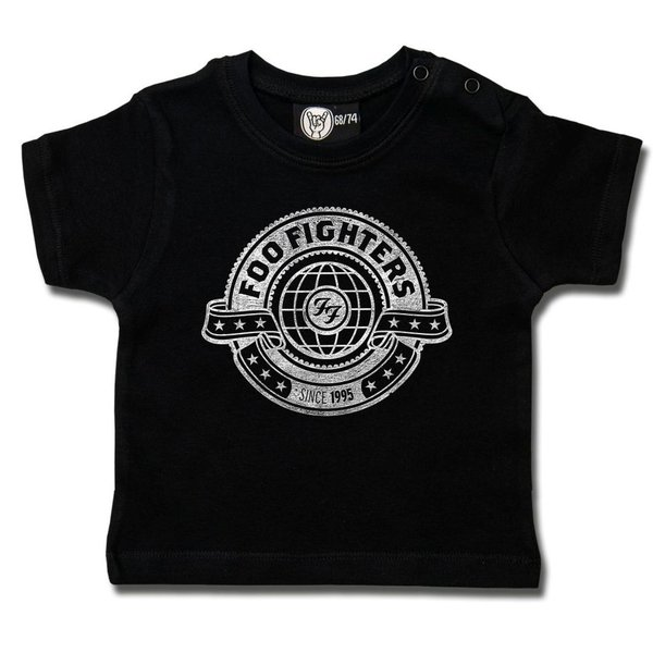 Foo Fighters- World Baby T-Shirt