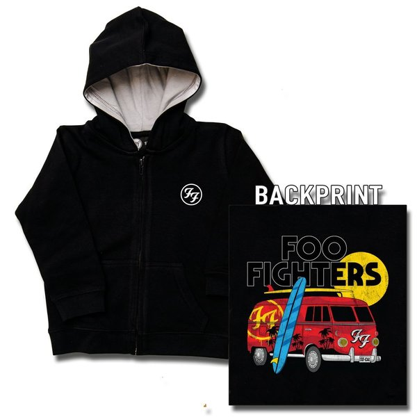 Foo Fighters (Van) - Baby Kapuzenjacke