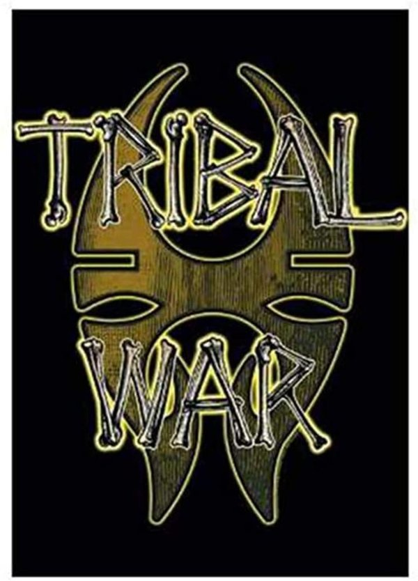 Soulfly Tribal War Posterfahne