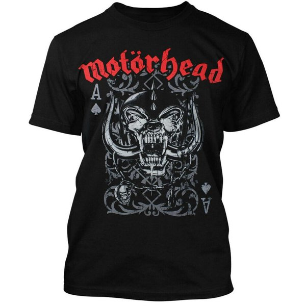 Motörhead - Playing Card T-Shirt