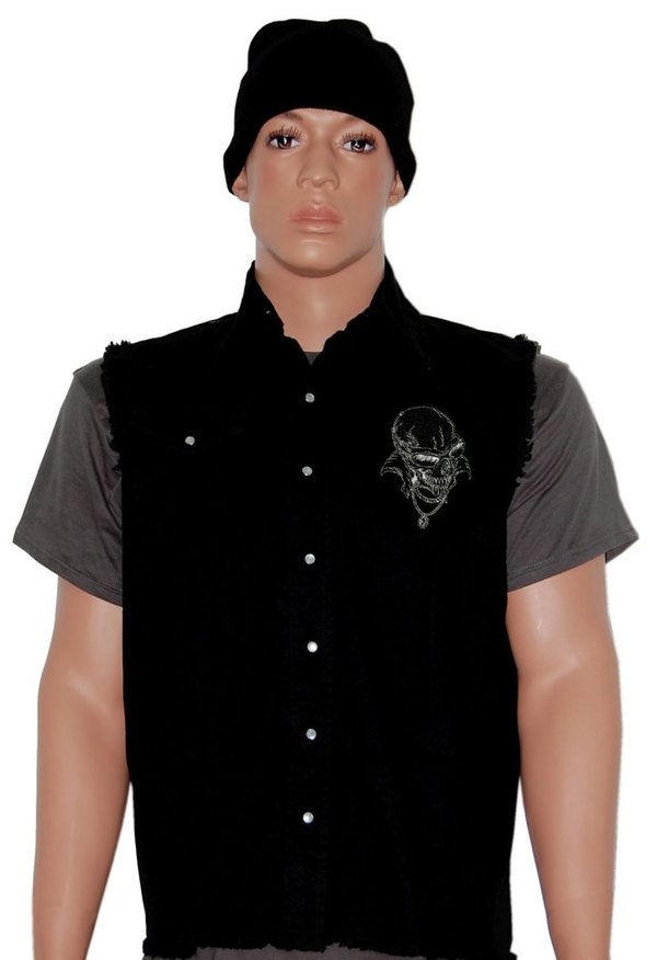 Worker Shirt Skull Lord