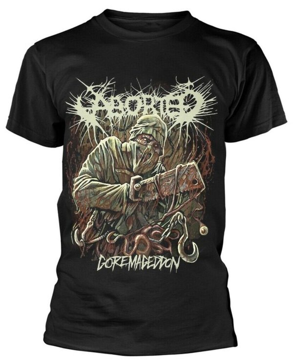 Aborted Goremageddon T-Shirt NEU & OFFICIAL!