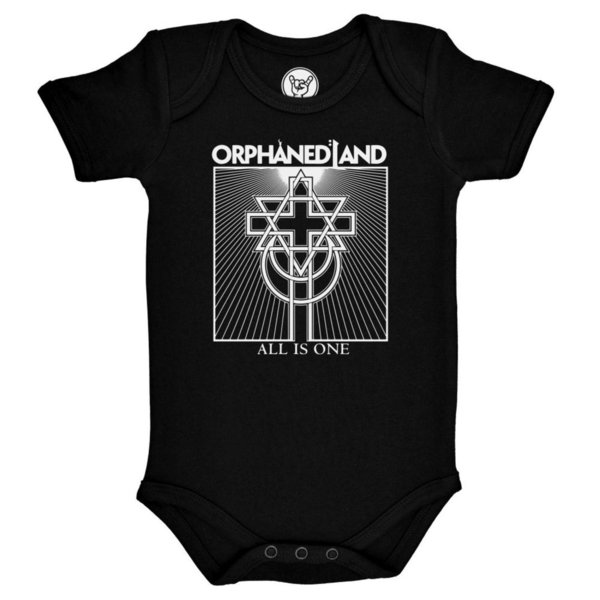 Orphaned Land (All is one) - Baby Body (100% Bio-Baumwolle-Organic)