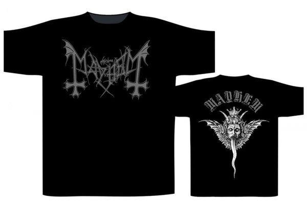 Mayhem Winged Daemon T-Shirt